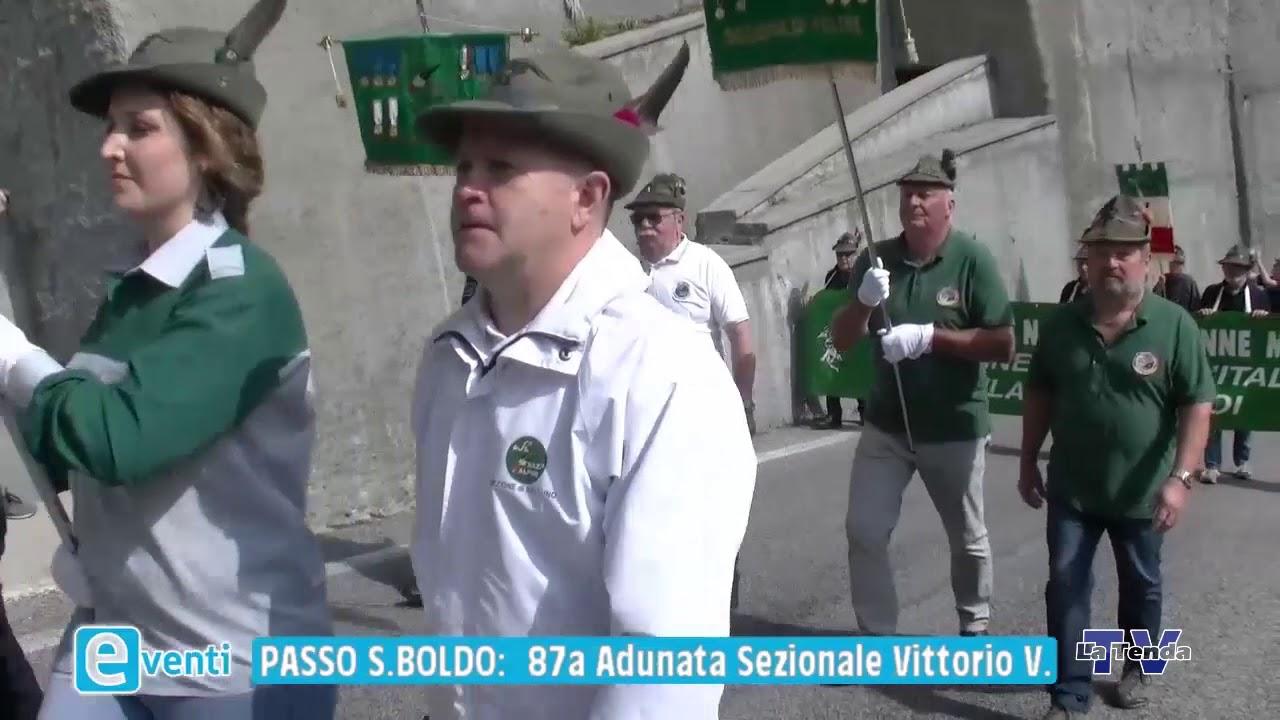 EVENTI - San Boldo: 87° Adunata Sezionale Alpini Vittorio Veneto