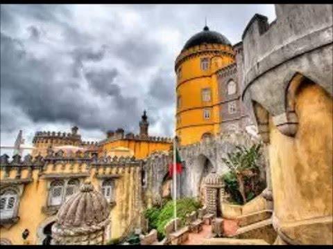 【まるでドラクエの世界!】ポルトガル・シントラの文化的景観(画像集)【絶景】