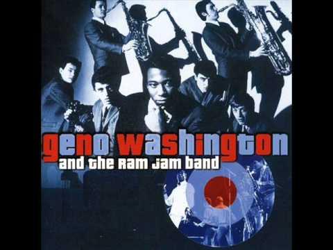 Geno Washington and the Ram Jam Band - Alison Please