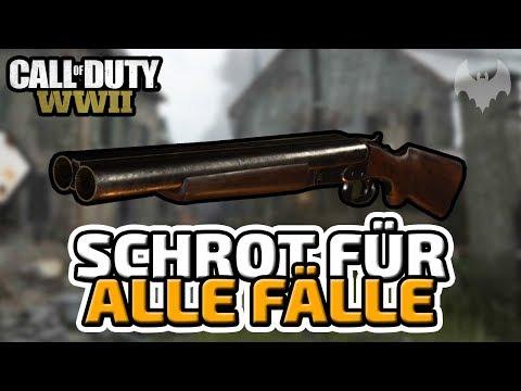 Schrot für alle Fälle - ♠ Call of Duty: WWII Multiplayer ♠ - Deutsch German - Dhalucard