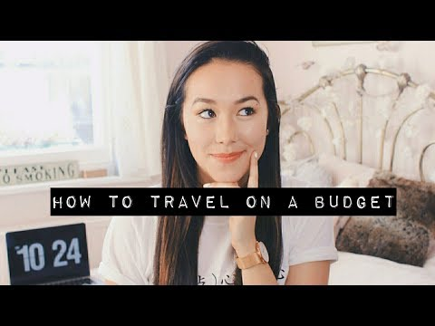 Travelling on a budget || tips and tricks for cheap travel