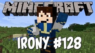 Minecraft Irony #128 (Свят 5) - Започваме