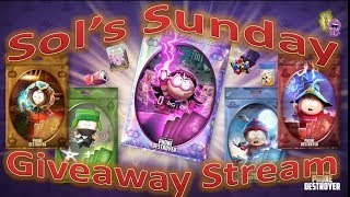Sol's Sunday Giveaway Stream: Phone Destroyer 12/8