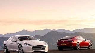 Aston Martin Rapide 2013 седан
