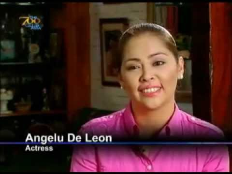 Angelu De Leon : Finally Home