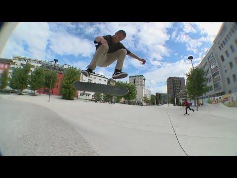 Skate tour through Austria and Switzerland