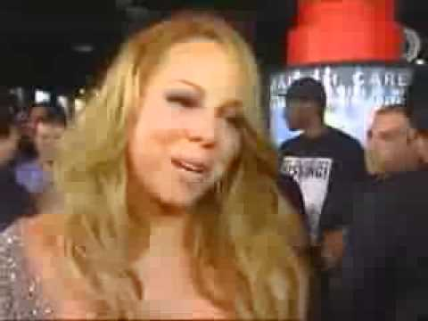 Crowd goes nuts for Mariah
