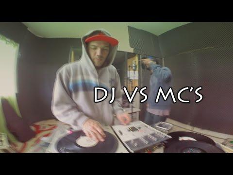 DJ vs MC'S  #01 - RoveraLL ft Ichiban Studio