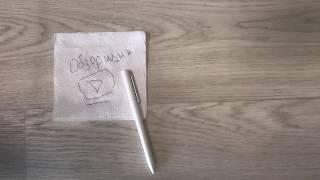 Обзор: ручка Xiaomi pen Mijia сяоми. Оригинальная ручка Mi из Китая стоит ли своих денег?