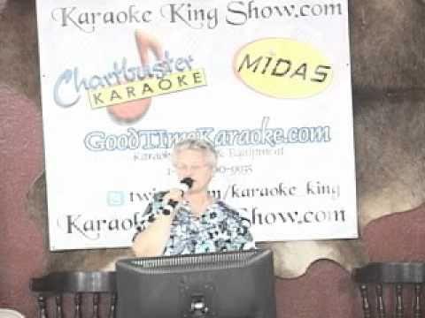 Karaoke King Show Live Sharon
