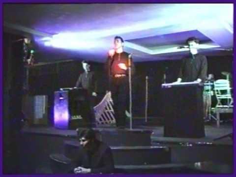 Bio group - Dvoe i gorod (club Red Zone 1992. Moscow)