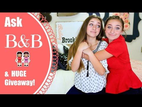 Ask Brooklyn & Bailey