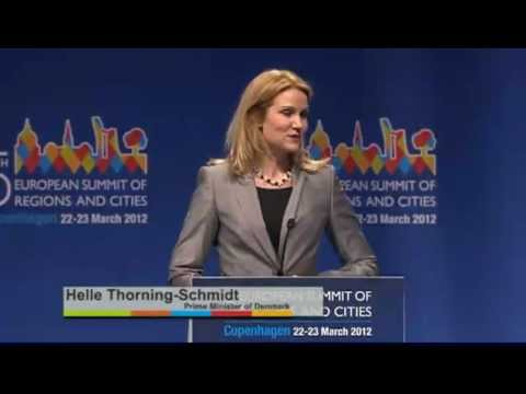 23.03.2012 - Closing session speech by Helle Thorning-Schmidt