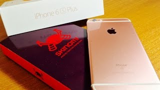 How to Install Skinomi iPhone 6S/ 6S Plus Full Body Protection Installation & Review