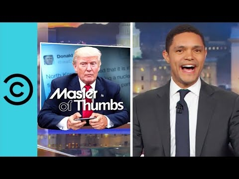 Download Youtube: Donald Trump's Nuclear Twitter Rampage | The Daily Show