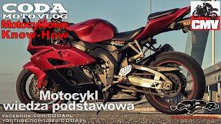 Motocykl - wiedza podstawowa - CODA MotoVlog