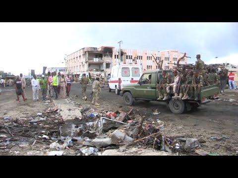حصري - ناجون من تفجير مقديشو يصفون هجوم مقديشو بالمروع  - نشر قبل 2 ساعة