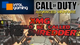 Viral Gaming Short -  XMG is The Shredder - Call of Duty Advanced Warfare Gameplay Commentary