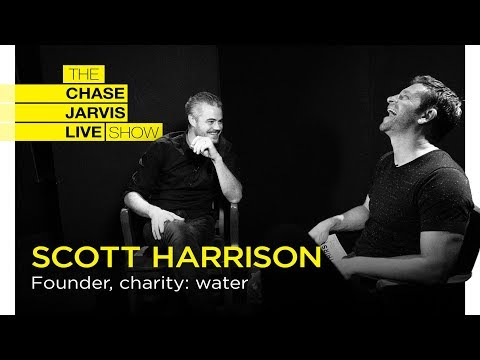 Redemption And A Thirst For Change With Scott Harrison