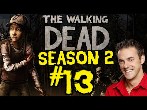 Let's Play - The Walking Dead Season 2 - Episode 13 [INSTA HACK]