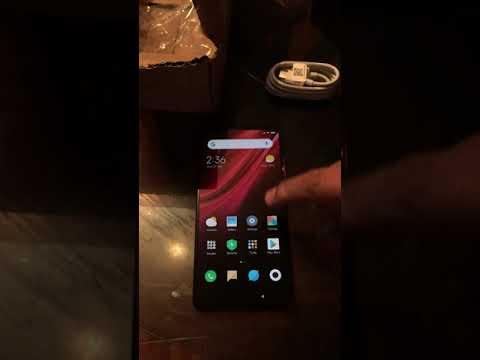 Unboxing Doto Xiaomi Mi 9t
