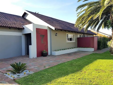 3 Bedroom House for sale in Free State | Bloemfontein | Pellissier | 7 Sarie Marais Str |