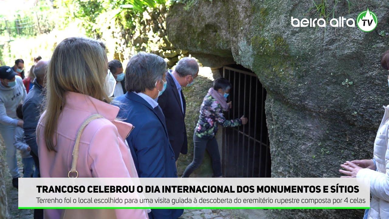 Trancoso celebrou o Dia Internacional dos Monumentos e Sítios com uma visita guiada ao Terrenho