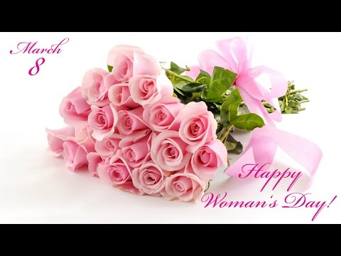 Happy Woman's Day March 8, Instrumental Piano Music, Flight of Fantasy - Vladimir Sterzer