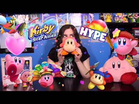 5 Reasons I'm HYPED about Kirby Star Allies!