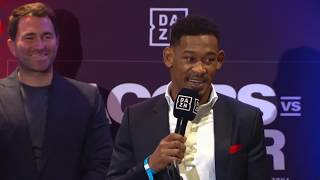 Daniel Jacobs Happy at 168; Talks About Past Troubles Making Weight