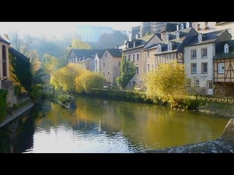 Luxembourg, Region la Moselle is worth a visit