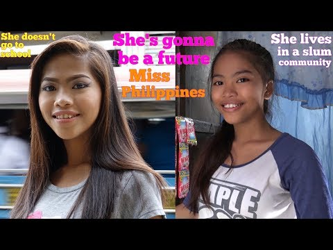 Travel to Manila Philippines and Meet this Future Miss Philippines. A Future Filipina Beauty Queen
