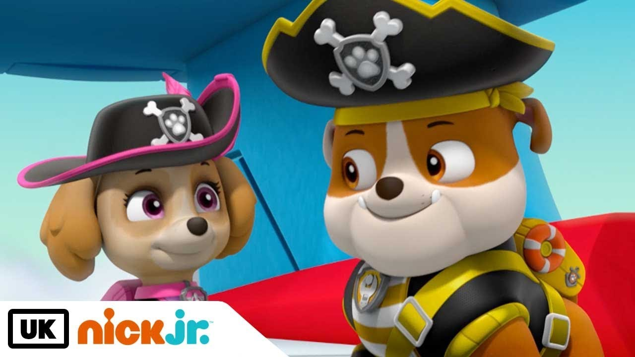 Download Paw Patrol | Pirate Pups to the Rescue Part 1 | Nick Jr. UK