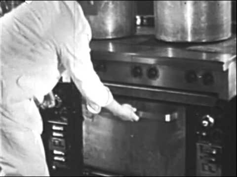 Outbreak of Salmonella Infection 1950's