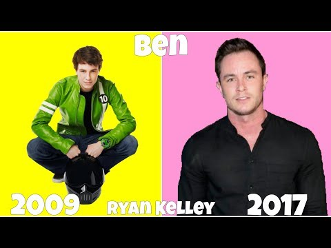 Ben 10 Alien Swarm Then and Now 2017