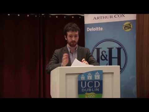 Free Speech |  Full Debate | UCD Literary & Historical Society