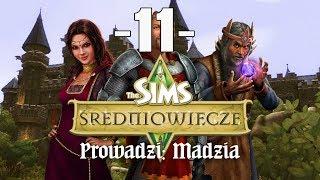The Sims Średniowiecze #11 - Modlitwa za wiewiórkę i Festiwal Fortuny
