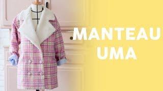 WEAR LEMONADE https://www.wearlemonade.com/fr/patron-couture-uma.html Partagez avec nous vos réalisations Wear Lemonade avec le ...