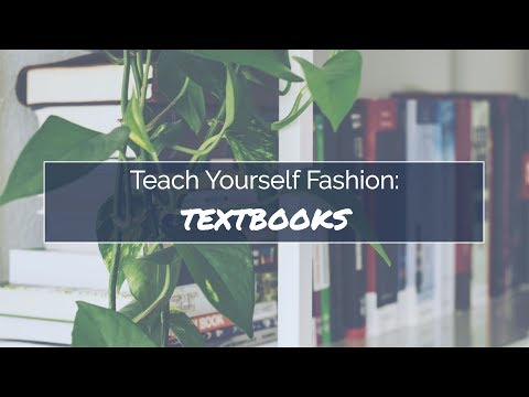 Teach Yourself Fashion Merchandising: 5 Textbooks to Start With