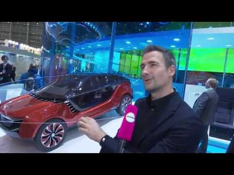Interview with Demian Horst: Pushing boundaries of future automotive design | Covestro at K 2016