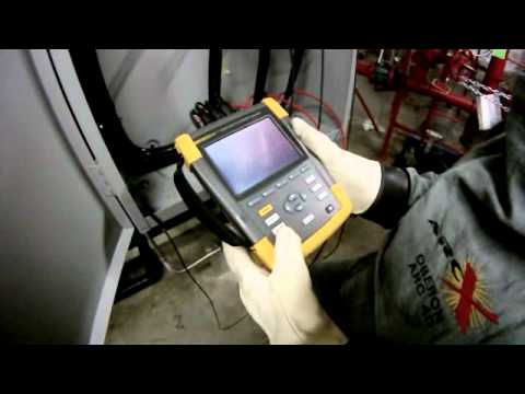 Man vs. Machine, Fluke Power Quality Edition