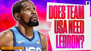 Tokyo Men's Olympic Basketball: Is Team USA Vulnerable?