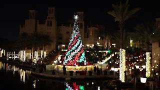 Things to do in Dubai during Christmas: Souk Madinat Jumeirah Christmas Festive