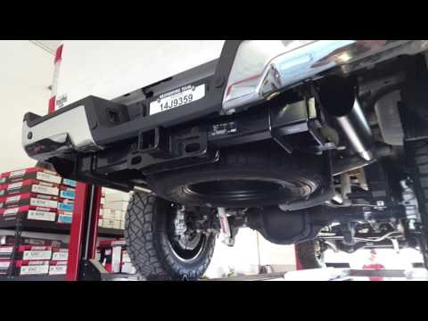 Exhaust Sound Clip: 2017 Ford F250 Dual Exhaust