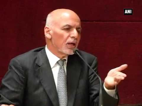 Media not speaking about war within Pakistan: Afghan President Ghani - ANI News