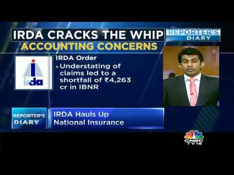 Insurance Regulator Cracks The Whip On National Insurance