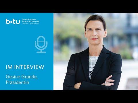 Interview mit BTU-Präsidentin