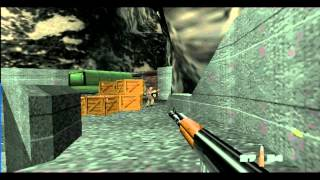 GoldenEye 007 Nintendo 64 1997 Gameplay