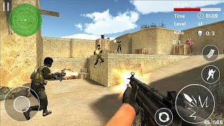Counter Terrorist Shoot - Android Gameplay