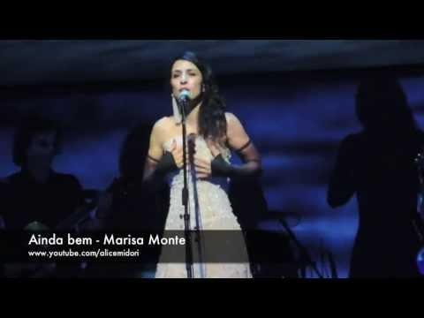MARISA MONTE - Ainda Bem - HSBC Brasil 21/09/2013